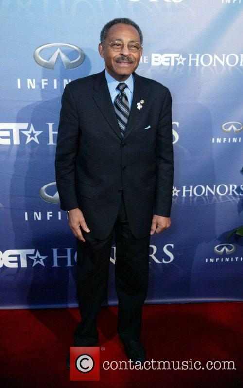 Senator Roland Burris The BET Honors Second Annual...