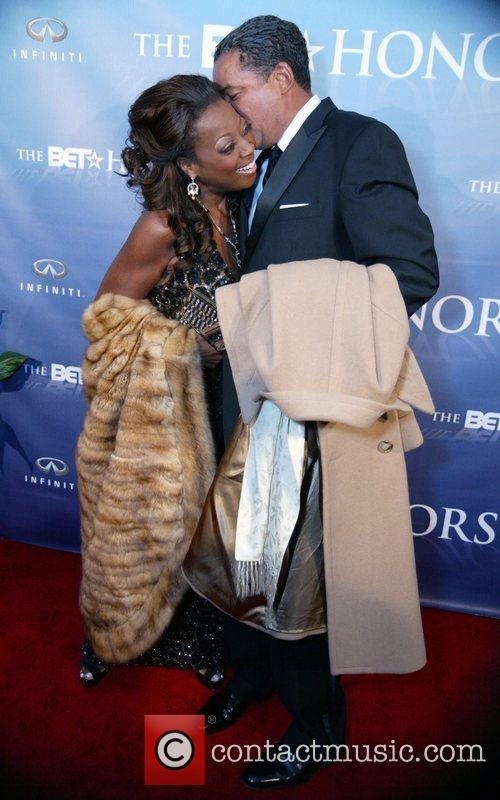 Star and Herb Jones The BET Honors Second...