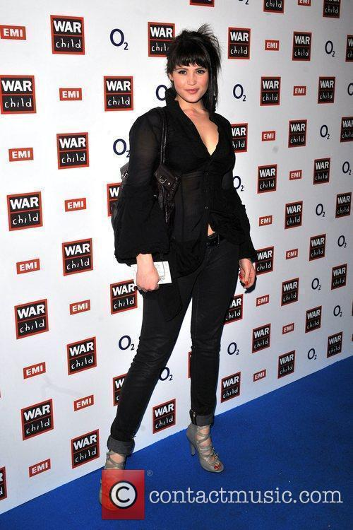 Gemma Arterton The 2009 Brit Awards after-party held...