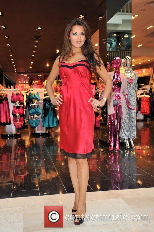 Danielle Bux The opening of La Senza at...