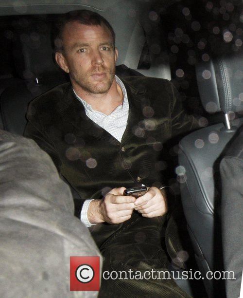 Guy Ritchie and Madonna 2
