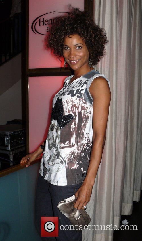 Annabelle Mandeng Hennessy Artistry Night at Felix club...