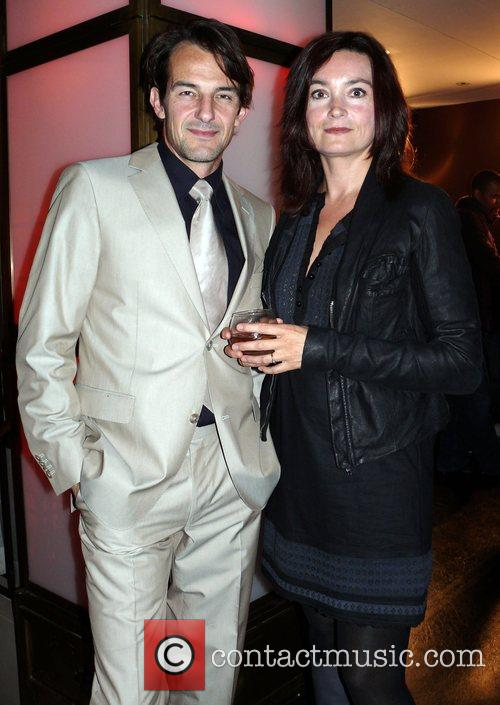 Hans-Werner Meyer, Jacqueline Macaulay Hennessy Artistry Night at...