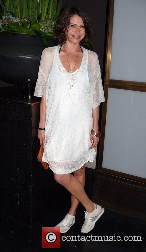 Jana Pallaske Hennessy Artistry Night at Felix club...
