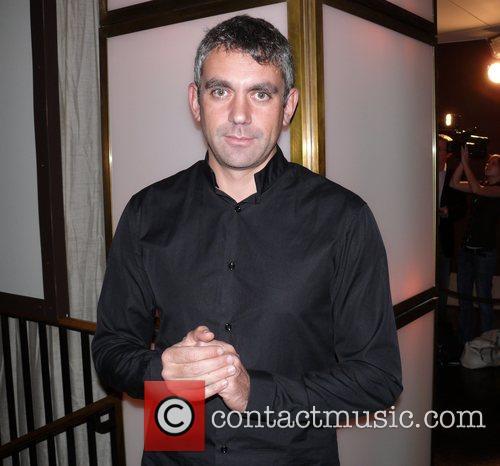 Wladimir Kaminer Hennessy Artistry Night at Felix club...