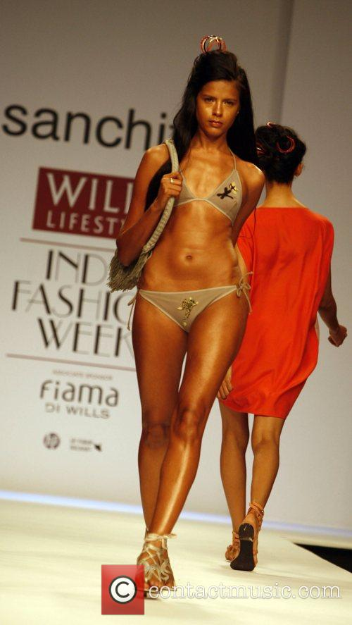 Wills Lifestyle India Fashion Week, Spring Summer 2009...