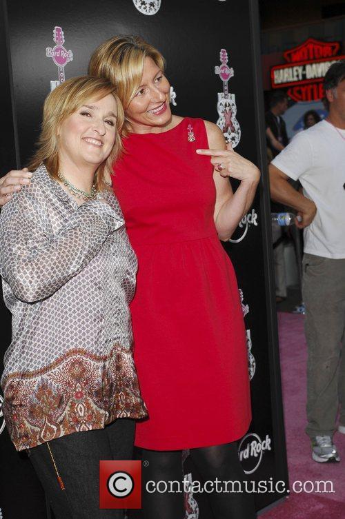 Melissa Etheridge and Guest Melissa Etheridge launches the...