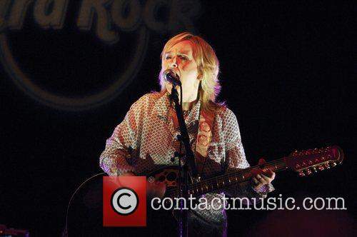 Melissa Etheridge launches the ninth annual 'Pinktober' breast...