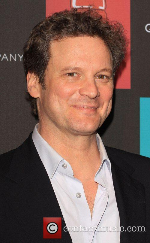 Colin Firth Quintessentially hosts 'Nowhere Boy' party held...