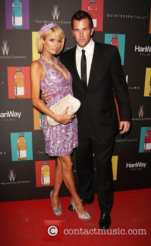 Paris Hilton and Doug Reinhardt Quintessentially hosts 'Nowhere...