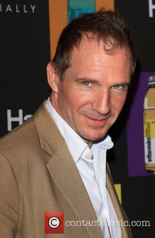 Ralph Fiennes Quintessentially hosts 'Nowhere Boy' party held...