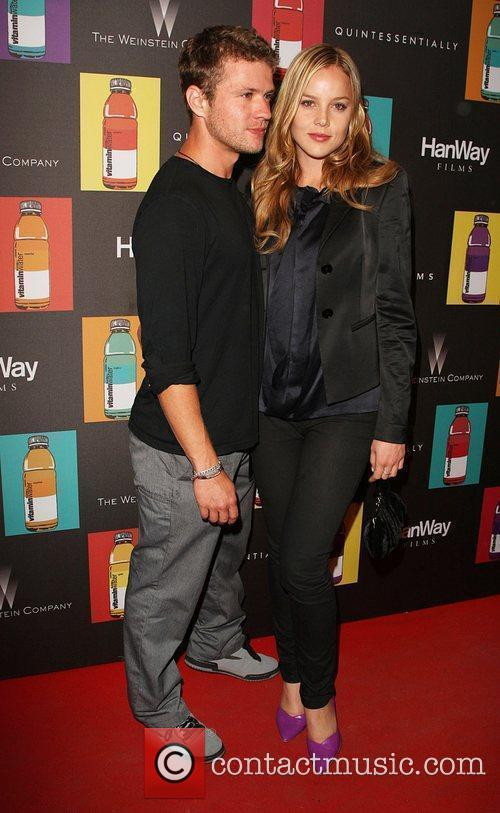 Ryan Phillippe and Abbie Cornish Quintessentially hosts 'Nowhere...