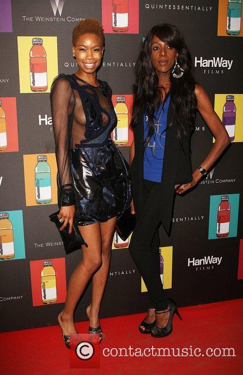 Tolula Adeyemi and guest Quintessentially hosts 'Nowhere Boy'...