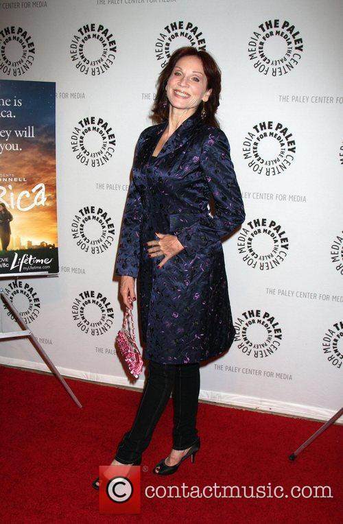 Marilu Henner arriving at the America Screening Event...