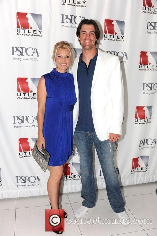 Heidi and Cole Hamels,  The 2nd Annual...