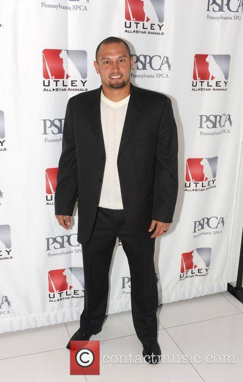 Outfielder Shane Victorino,  The 2nd Annual Utley...
