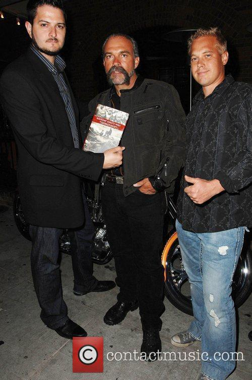 'Another Man's War' Sam Childers book signing Event
