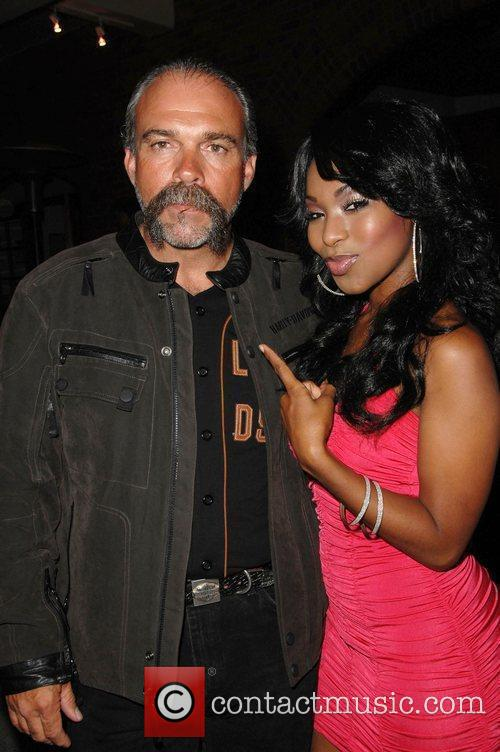 Sam Childers and Porsha Coleman 'Another Man's War'...