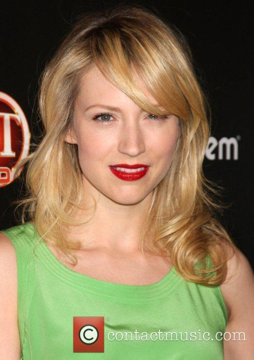 Beth Riesgraf arriving at the TV Guide Magazine...
