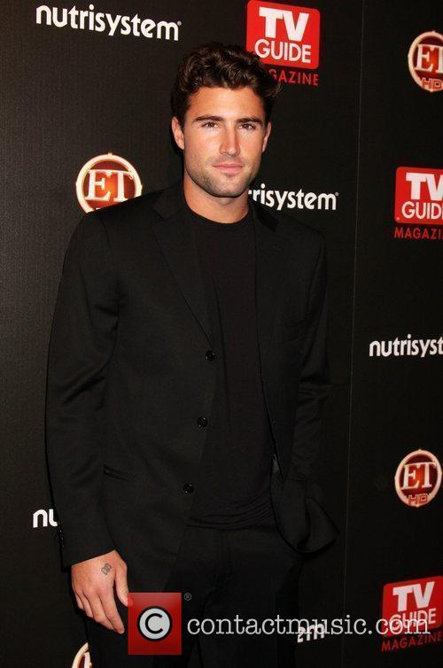 Brody Jenner arriving at the TV Guide Magazine...