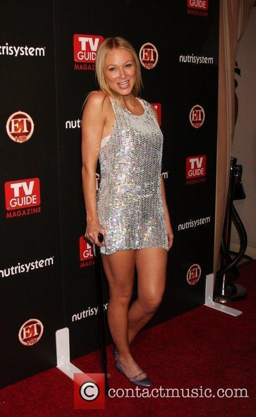 Jewel arriving at the TV Guide Magazine Sexiest...