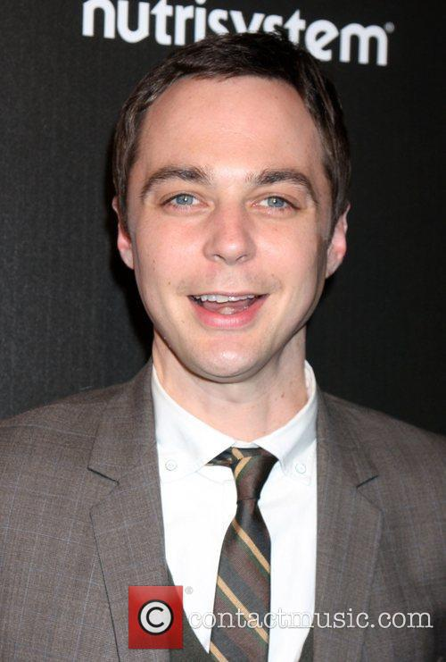 Jim Parsons arriving at the TV Guide Magazine...