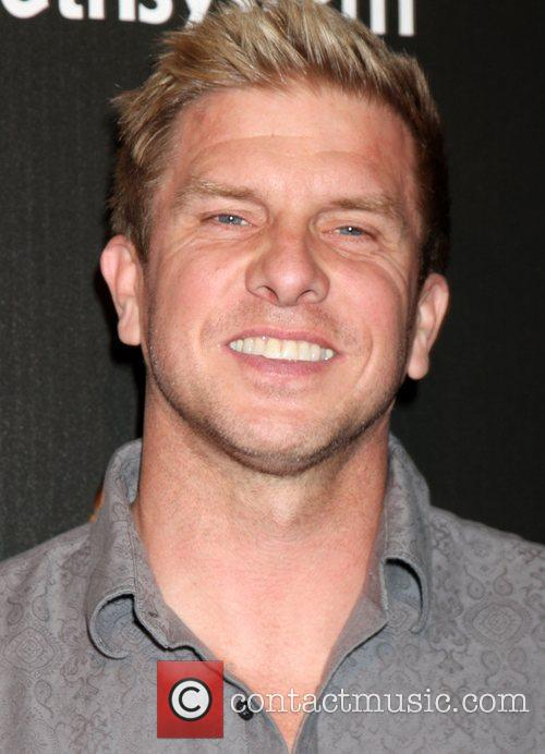 Kenny Johnson arriving at the TV Guide Magazine...