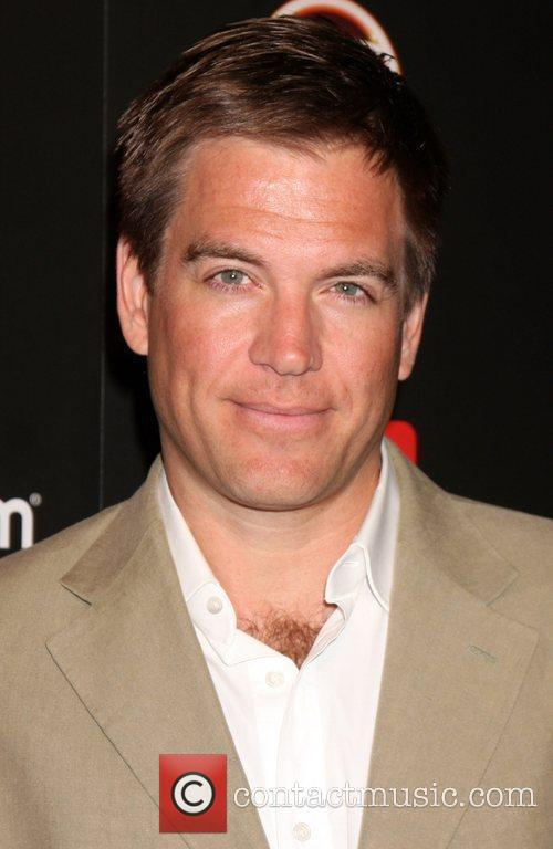 Michael Weatherly arriving at the TV Guide Magazine...