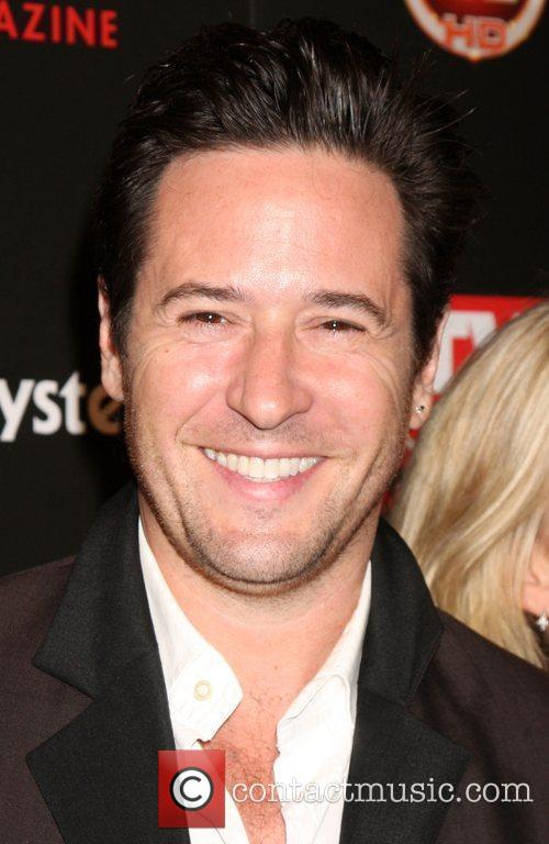 Rob Morrow arriving at the TV Guide Magazine...