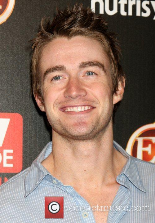 Robert Buckley arriving at the TV Guide Magazine...
