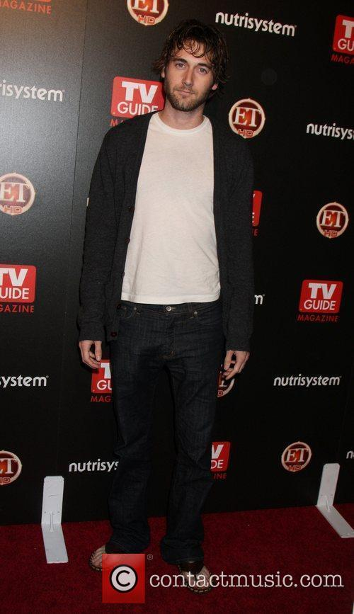 Ryan Eggold arriving at the TV Guide Magazine...