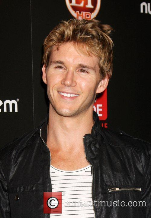 Ryan Kwanten arriving at the TV Guide Magazine...