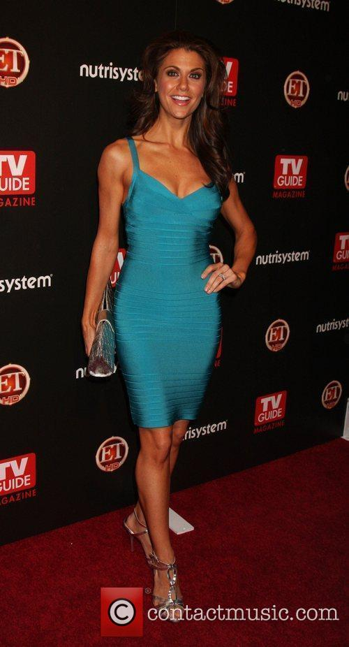 Samantha Harris arriving at the TV Guide Magazine...