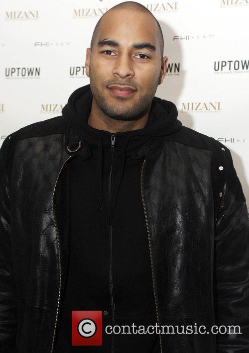 Sean John model, Miguel Permodo Celebrity hairstylist Ursula...