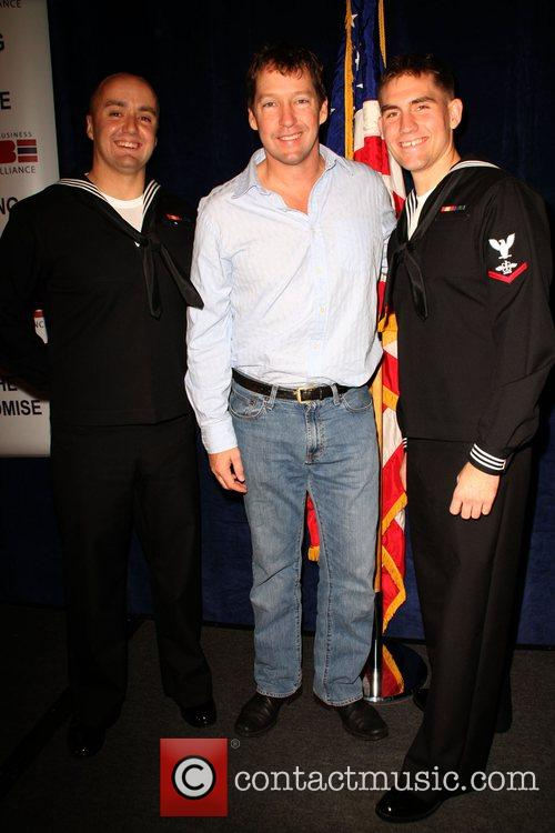 Db Sweeney With Navy Personnel 10