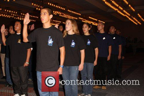 Recruits sworn in Keeping The Promise to Our...