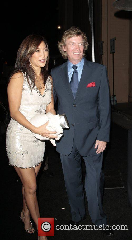 Nigel Lithgoe and Carrie Ann Inaba Fourth Annual...