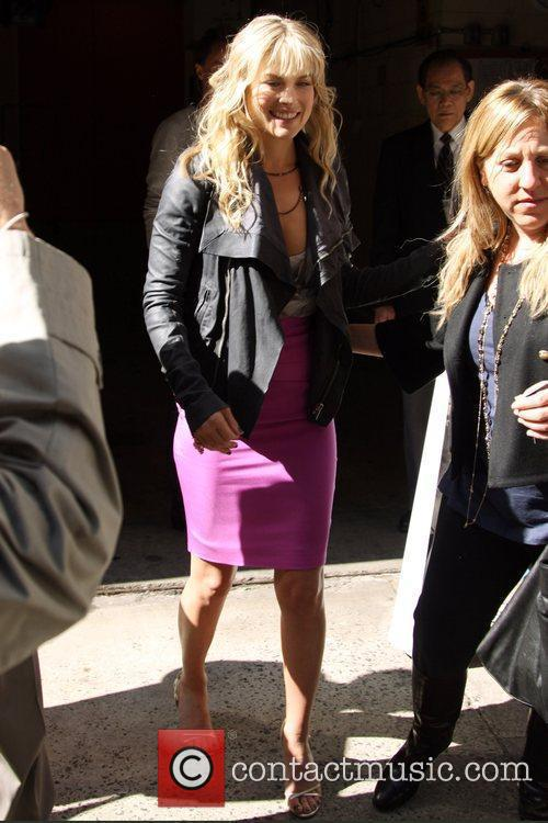'Obsessed' co-star Ali Larter leaving ABC Studios after...