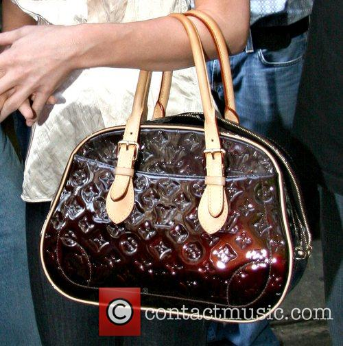 Kellie Pickler's Purse and Kellie Pickler 1