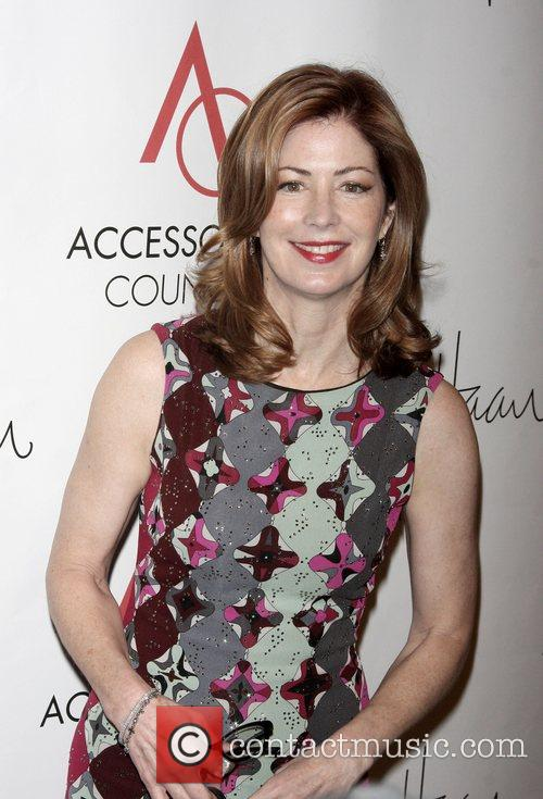 Dana Delany arriving to the 12th annual ACE...