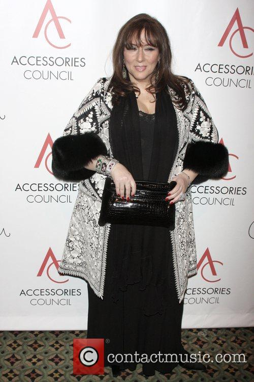Lorraine Schwartz arriving to the 12th annual ACE...