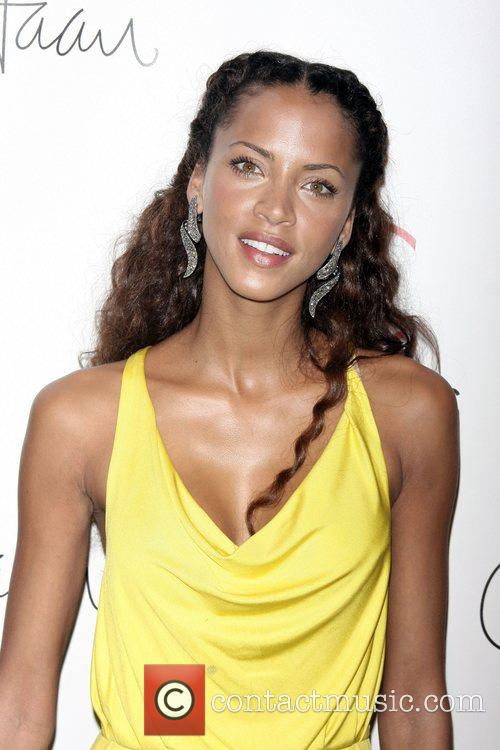 Noemi Lenoir arriving to the 12th annual ACE...