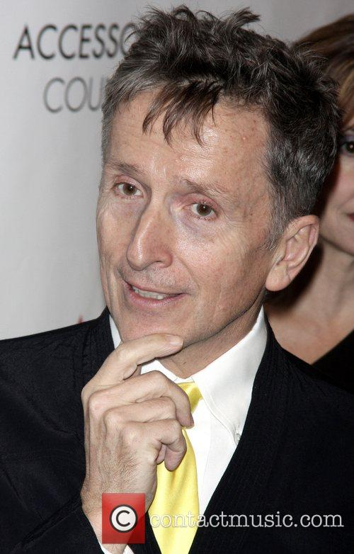 Simon Doonan arriving to the 12th annual ACE...