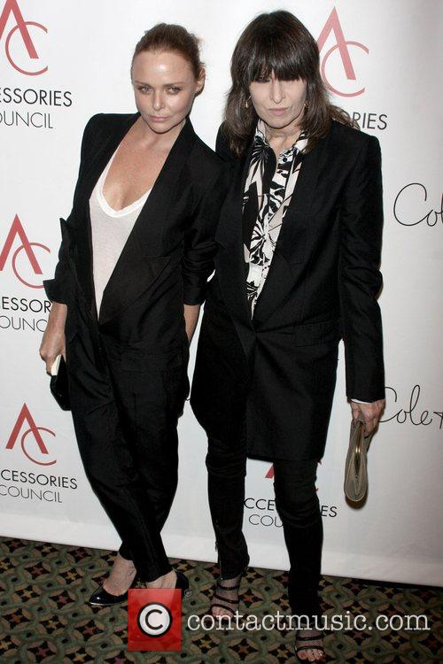 Stella Mccartney and Chrissie Hynde 2