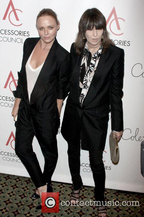 Stella Mccartney and Chrissie Hynde 1