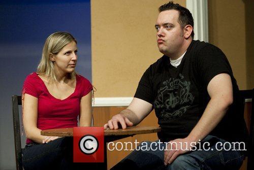 Jen Parker, Ed Ackerman Scott Krinsky of NBC's...