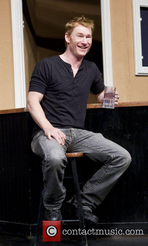 Zack Ward Scott Krinsky of NBC's 'Chuck' guest...
