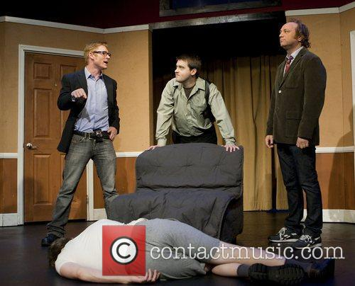 Zack Ward, Joseph Limbaugh, Scott Krinsky and Jason...