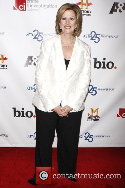 Abbe Raven, AETN CEO 25th Anniversary of A&E...