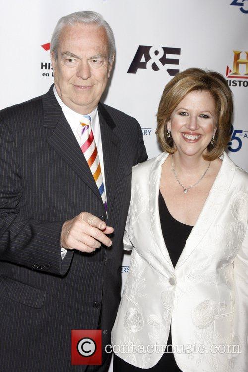 Bill Kurtis, Abbe Raven, AETN CEO 25th Anniversary...